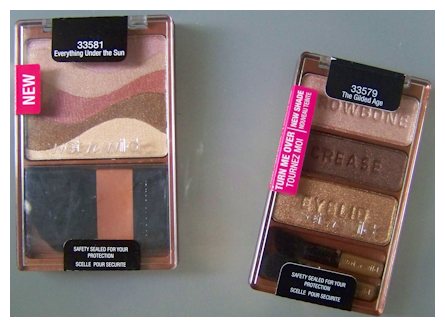 wet n wild go for gold collection