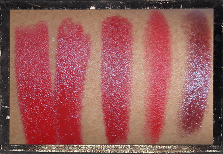 mac me over swatches