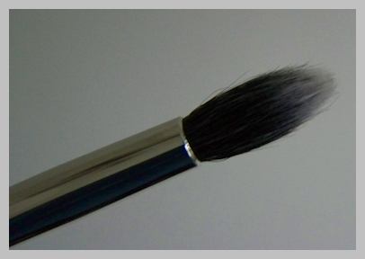 mac 286 brush close up MAC Naturally Collection Swatches