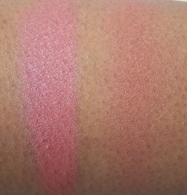 mac early morning swatch MAC Naturally Collection Swatches