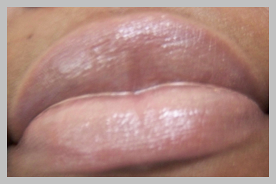 mac naked space lip swatch MAC Naturally Collection Swatches