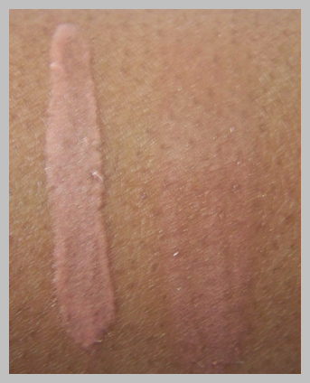mac naked space swatch MAC Naturally Collection Swatches