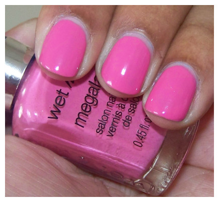 wet n wild candy-licious swatch