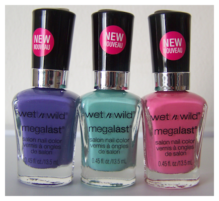 wnw megalast nail polish collection