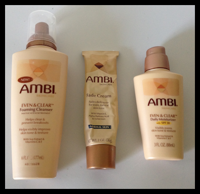 Ambi facial product