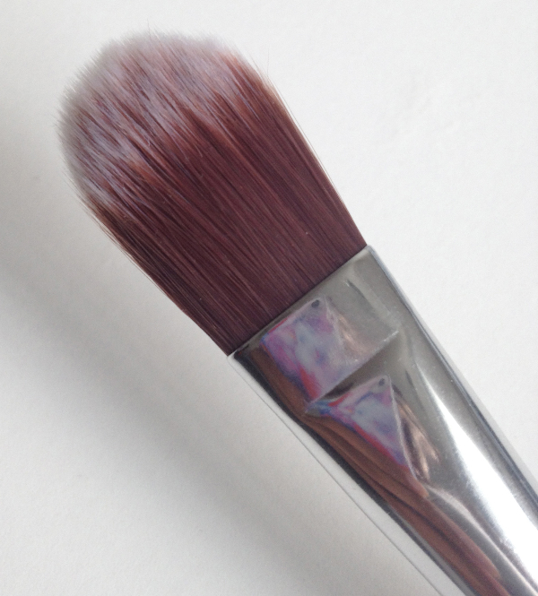 everyday minerals double ended foundation and concealer brush end 1 Everyday Minerals Brushes