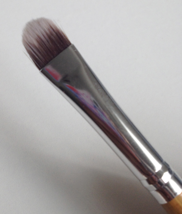 everyday minerals double perfect eyeshadow eyeliner brush end 1 Everyday Minerals Brushes
