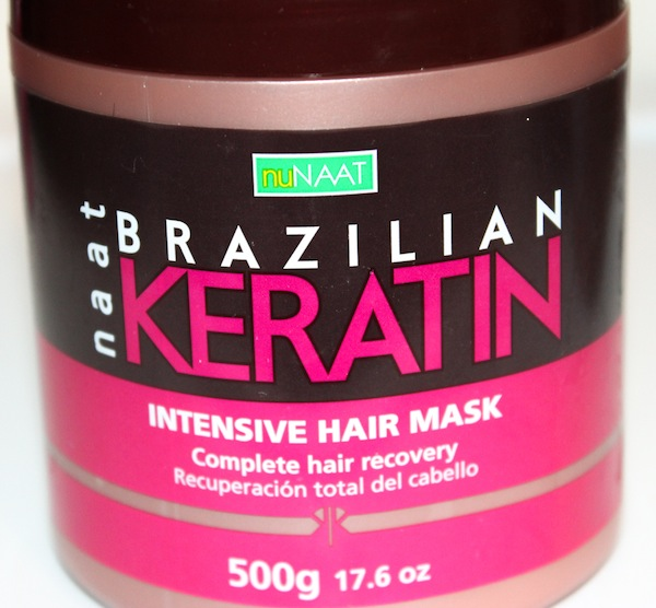 nunaat brazilian intensive hair mask