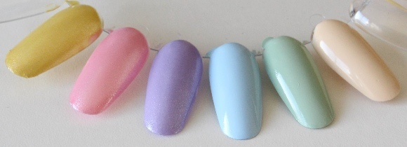 zoya lovely collection swatches