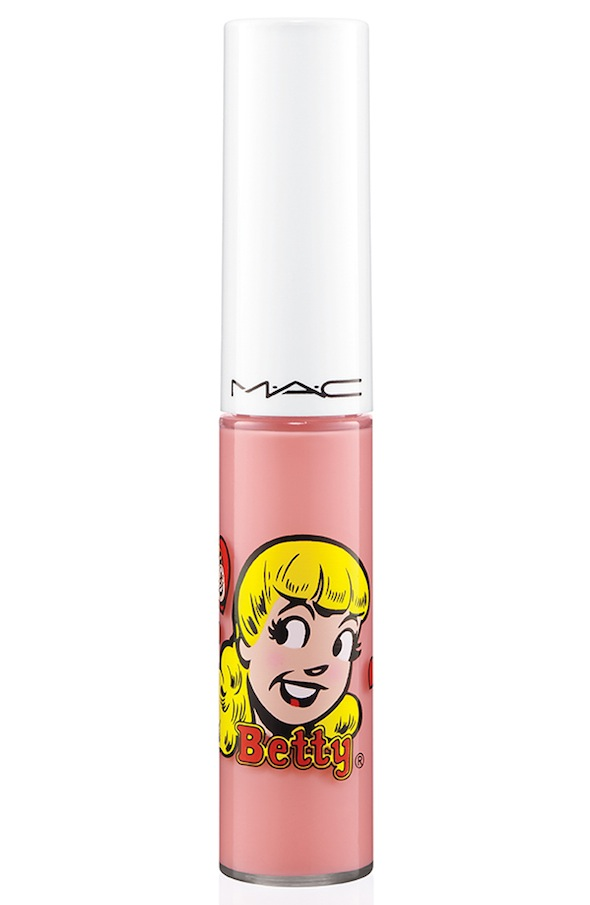 ArchiesGirls Lipglass SummerSweetheart 72 Introducing MAC Archie Girls Collection