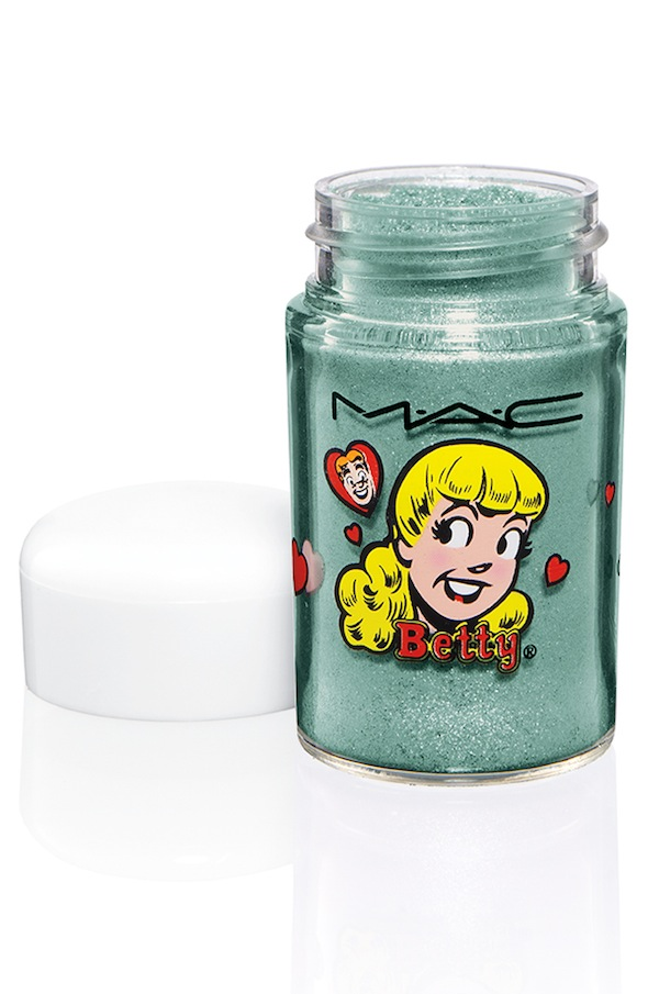 ArchiesGirls Pigment LuckyinLove 72 Introducing MAC Archie Girls Collection