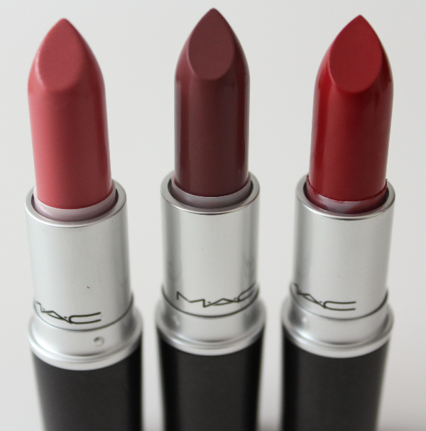 mac apres chic lipsticks