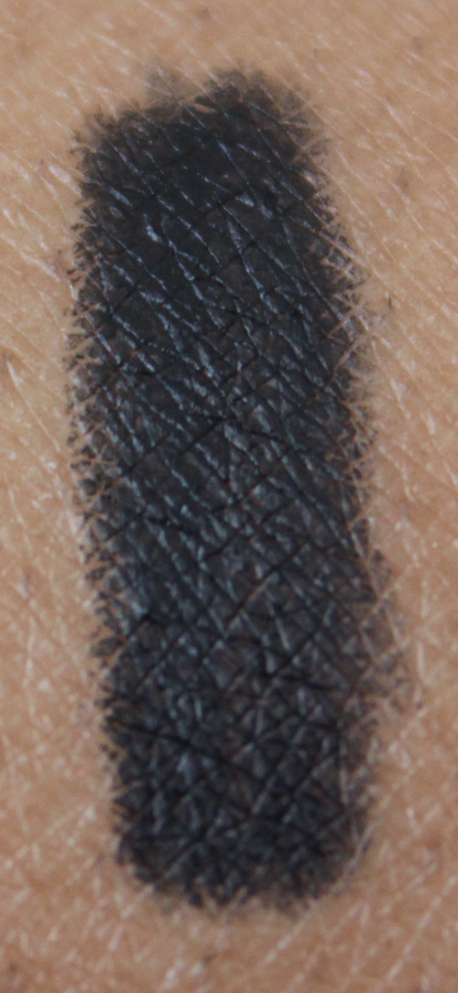 mac black ice swatch