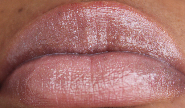mac perky lip swatches