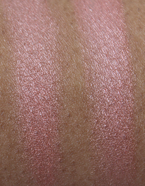 mac stereo rose swatch