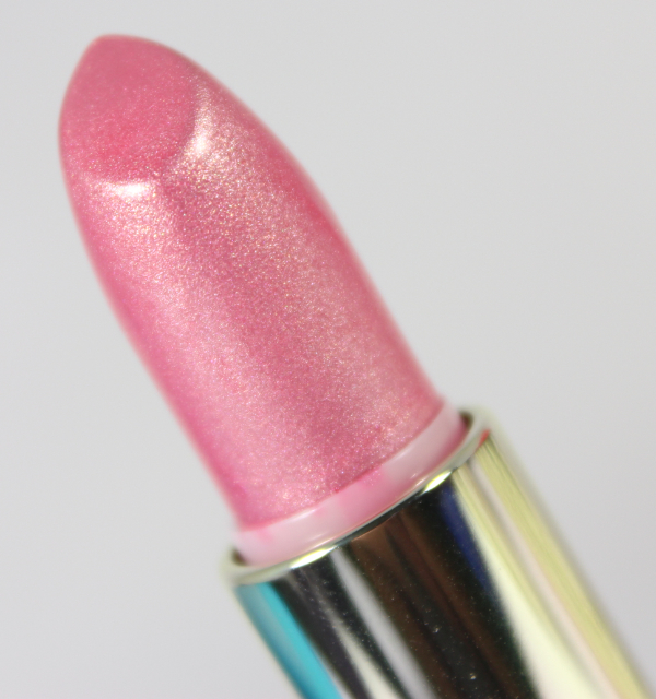 Fashion style How to frosted wear pink lipstick for lady