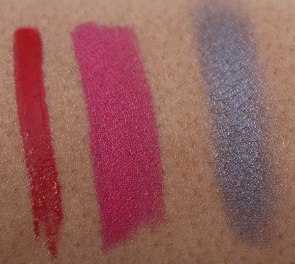 mac by request haul swatches