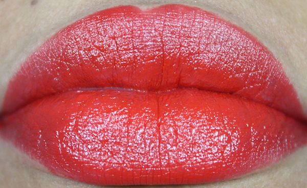 milani 07 best red lip swatch