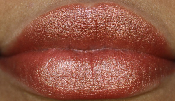 milani 30 candied toffees lip swatch New Milani Color Statement Natural and Brown Lipsticks