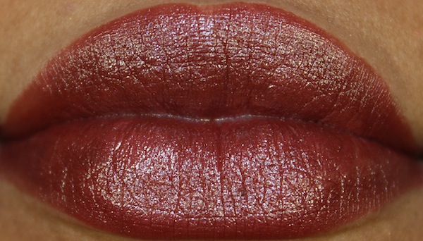 milani 37 chocolate berries lip swatch New Milani Color Statement Natural and Brown Lipsticks