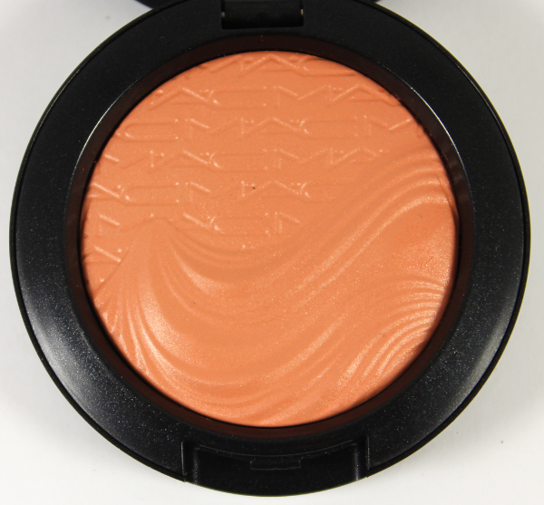 mac blazing haute