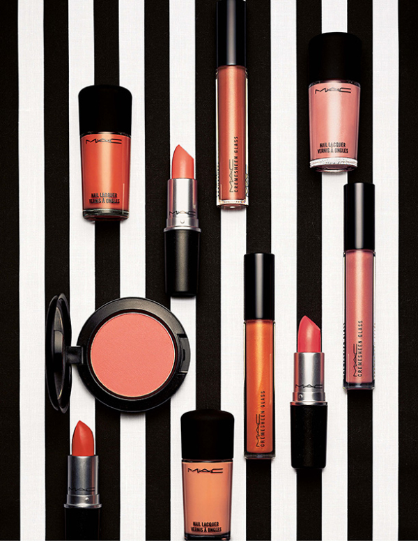AllAboutOrange PR Ambient 72 Introducing MAC All About Orange Collection