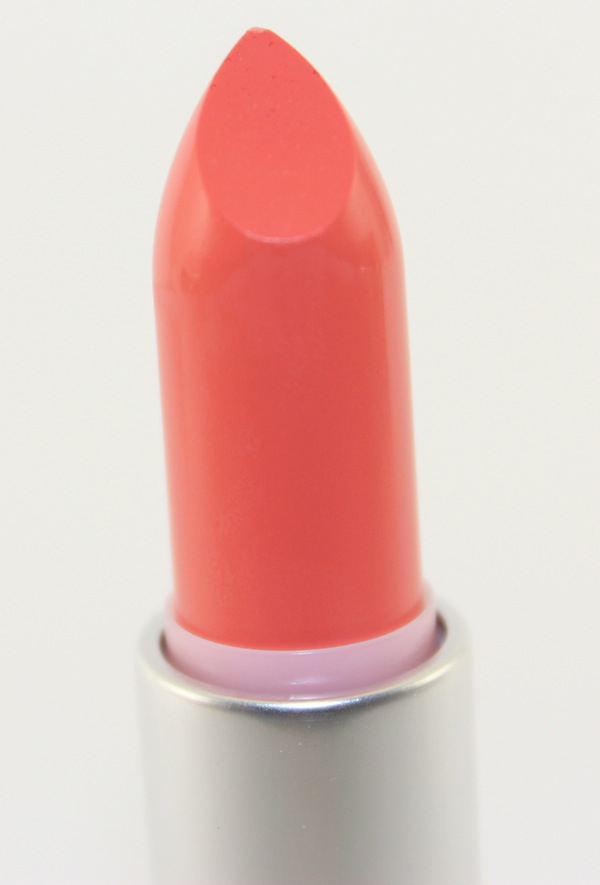 MAC Sushi Kiss Lipstick MAC All About Orange Swatches