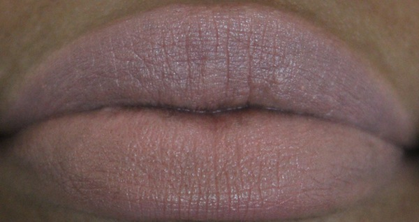 MAC sweet and sour lip swatch