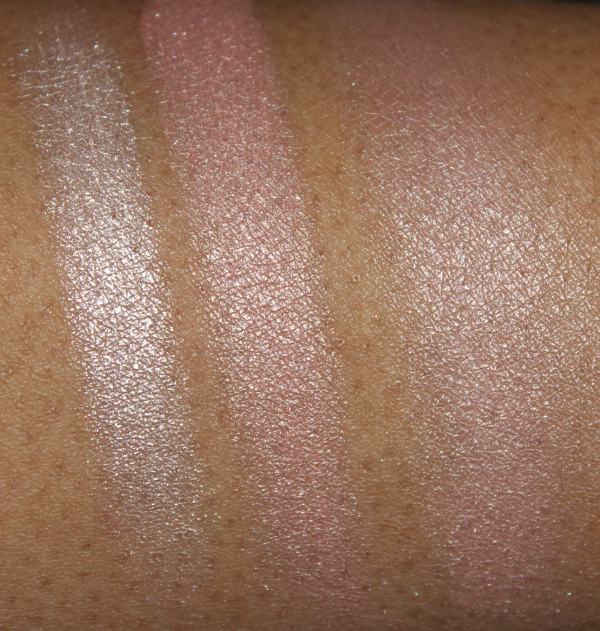 mac definitely defined swatches