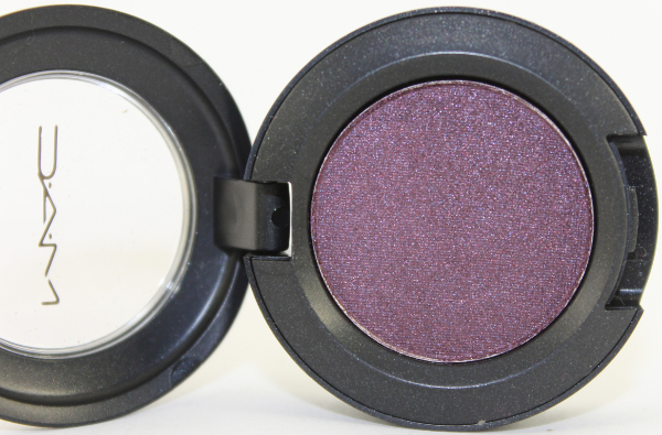 mac brazenly eyeshadow flash