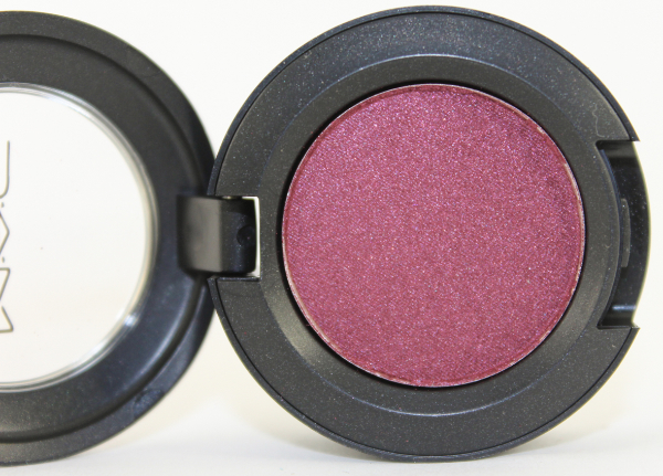 mac crimson tryst eyeshadow MAC Nudes & Metallics Swatches