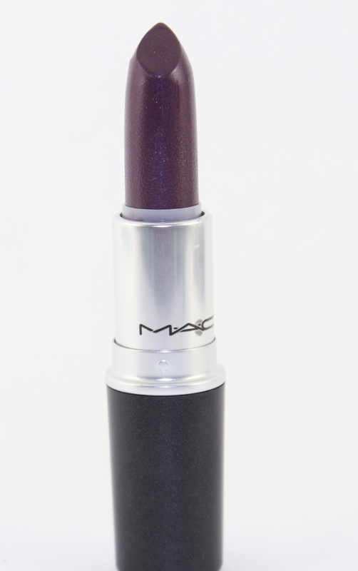 mac dominate lipstick frost