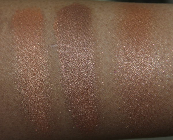 mac exotic ember swatch