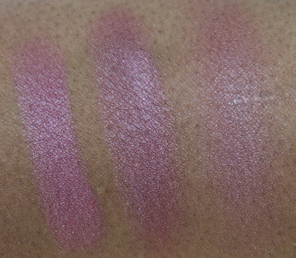 mac sweet samba swatch