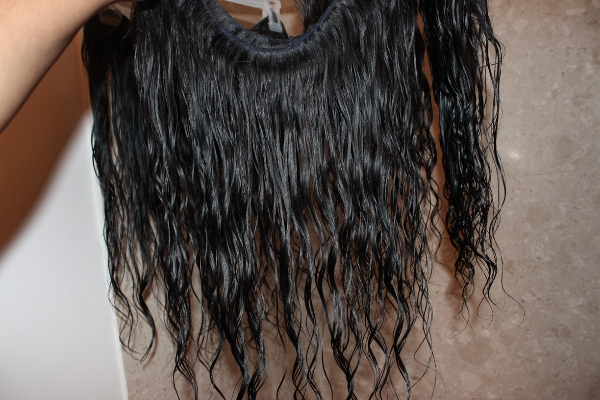 queen hair products all bundles wet 4