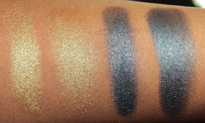 occ loose colour slag and extortion swatches flash