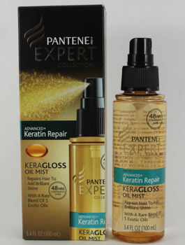 Pantene Advanced+ Keratin Repair KERAGLOSS Oil Mist