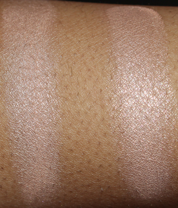 mac perfect topping swatch