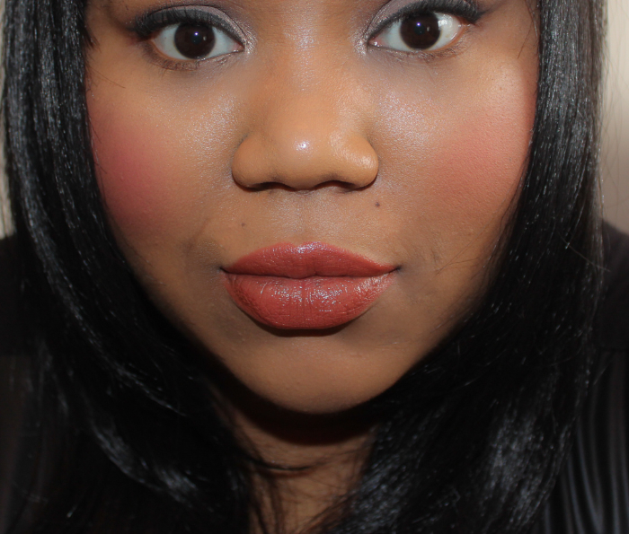 maybelline maple kiss face