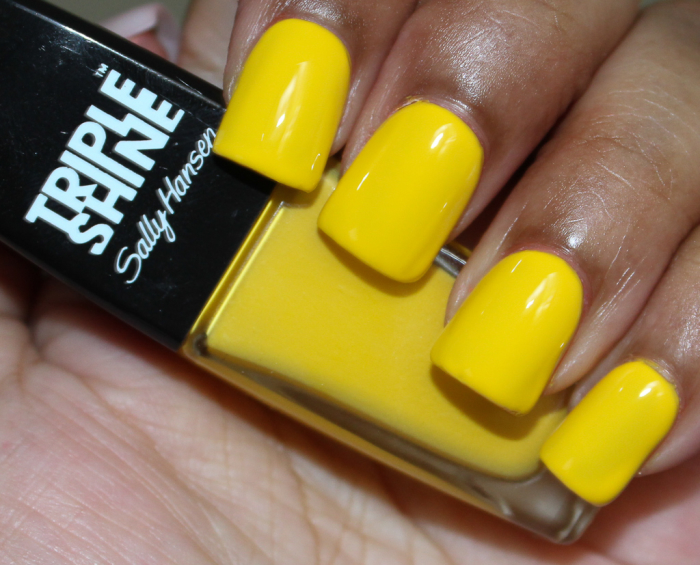 Sally Hansen LEMON SHARK