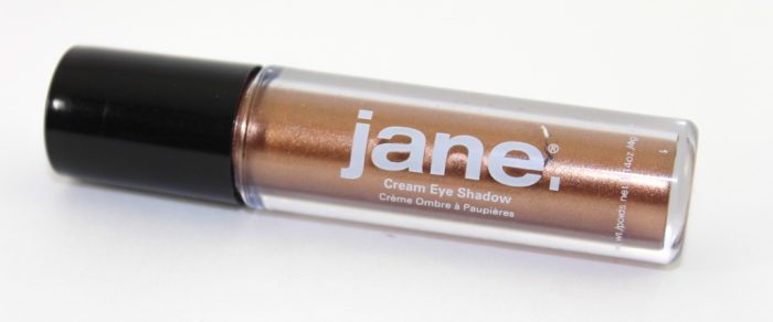jane cosmetics cream eye shadow bronze