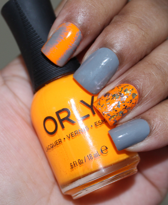 orly tropical pop and mirror mirror