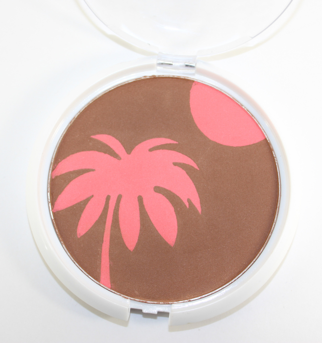 wet n wild everything under the sun bronzer blush