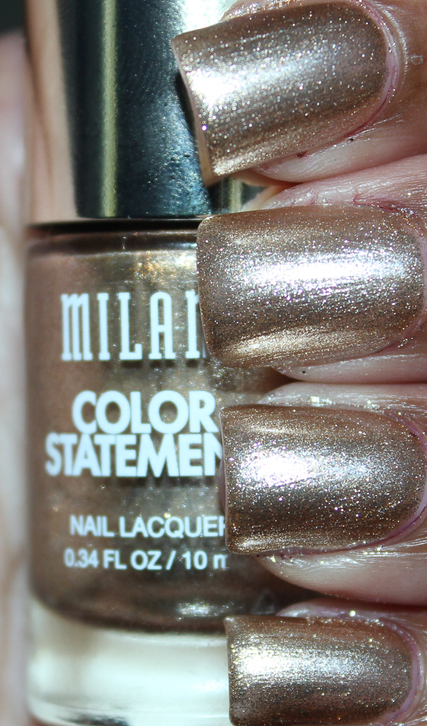 milani gold plated