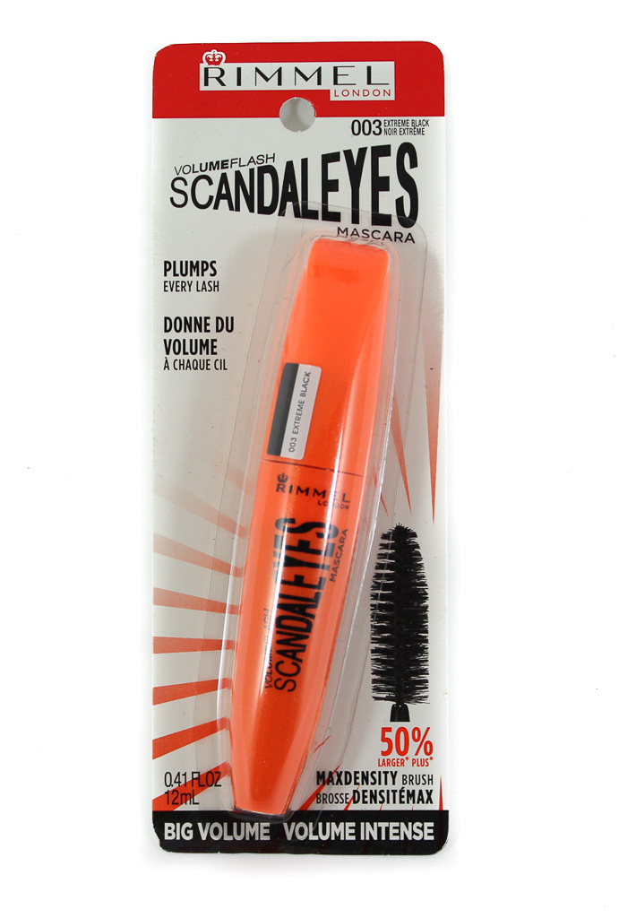 rimmel scandal eyes mascara