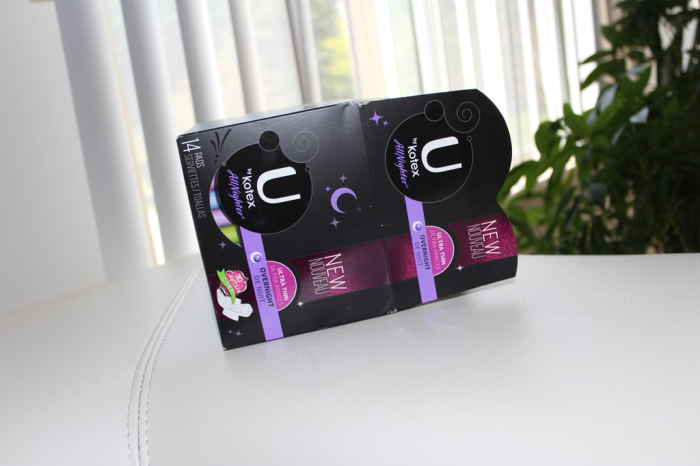 u by kotex 3d core-2