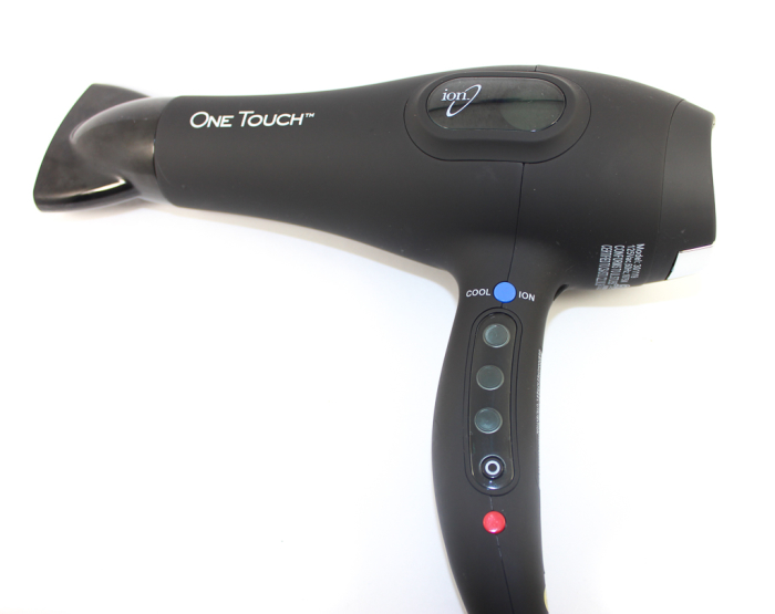 Ion One Touch Hair Dryer-2