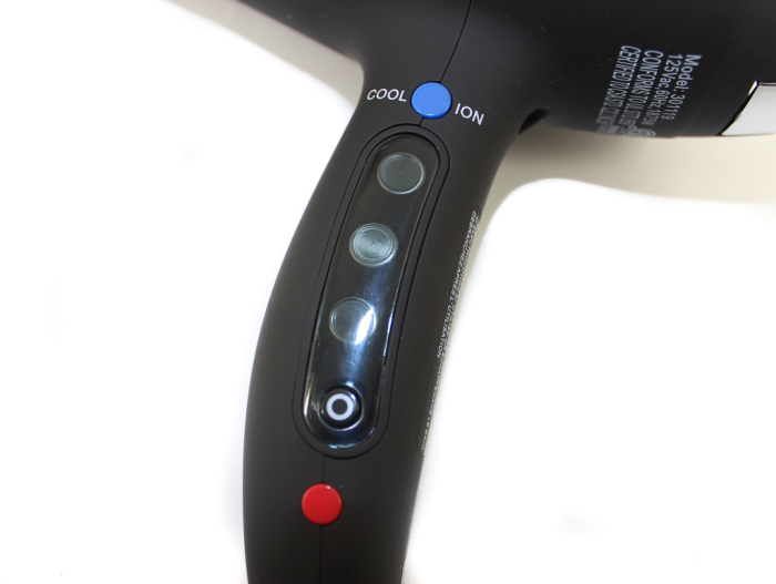 Ion One Touch Hair Dryer-6