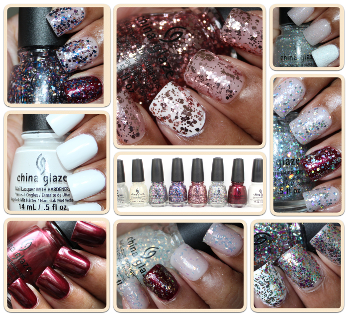 china glaze Pop Top Collection collage