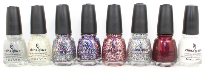 china glaze Pop Top Collection